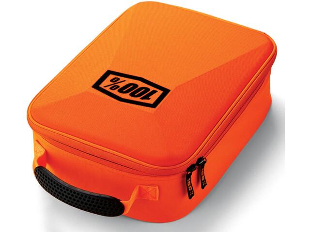 100% Goggle Case orange